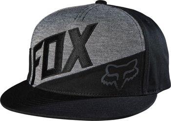 d74e166cb5a Fox Conjunction Snapback Black. Pánská snapback kšiltovka ...