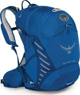 cyklistický batoh Osprey Escapist 32 indigo blue a69bf9ae42