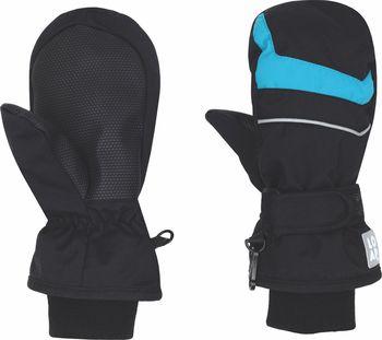 5fd3bf82299 Loap dětské rukavice Nico černá od 244 Kč • Zboží.cz