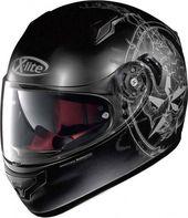 helma na motorku X-lite X-661 Sirene N-Com Flat Black 83e3b74c83
