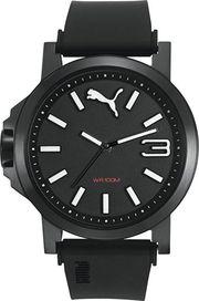 871cf9055f6 hodinky Puma Ultrasize Gun Black PU103462019