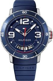 Analogové hodinky Tommy Hilfiger s řemínkem ze silikonu • Zboží.cz cc20d82ff4a