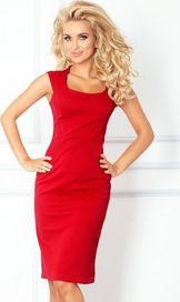 5265cdc65e48 dámské šaty Numoco 53-17A červené