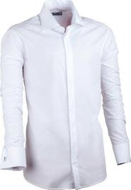 4f7dcada61a pánská košile Assante košile vypasovaná 30025 bílá
