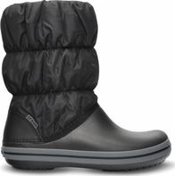 916beac4b8c Crocs Winter Puff Boot Women Black Charcoal