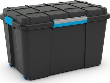 5c587c63b KIS Scuba box XL 106 L modré zavírání od 689 Kč | Zboží.cz