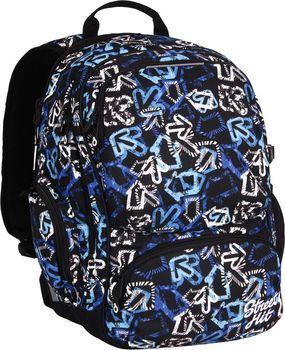 Topgal HIT 867 D Blue. Dvoukomorový studentský batoh ... efb892103f