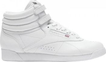 Reebok Freestyle Hi Intense White Silver od 1 690 Kč • Zboží.cz 784e350b36