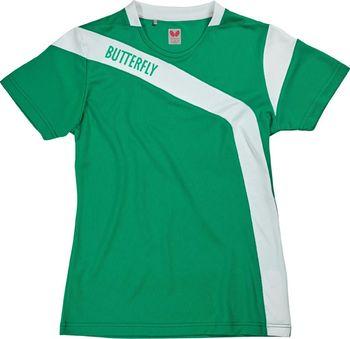 49f1b0274bb Polokošile BUTTERFLY Yasu Lady zelená zelená