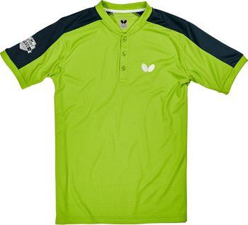 90b7a852841 Polokošile BUTTERFLY Takeo zelená zelená