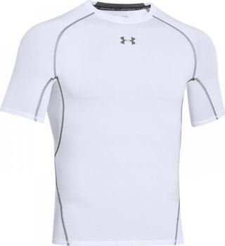 Under Armour HeatGear kompresní triko bílé od 545 Kč • Zboží.cz 9480aa1ad8