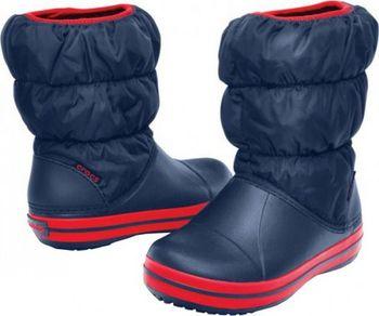 12f01ada20d Crocs Winter Puff Boot Kids Navy Red od 959 Kč • Zboží.cz