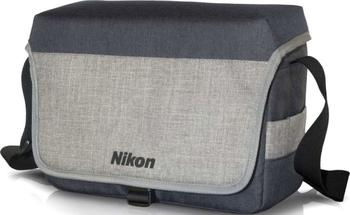 9e4cc7d536 Nikon CF-EU11 je brašna z odolné textilie pro uložení středně velké  zrcadlovky