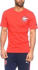 pánské tričko PUMA Arsenal Graphic Tee červené c9bbed88ff