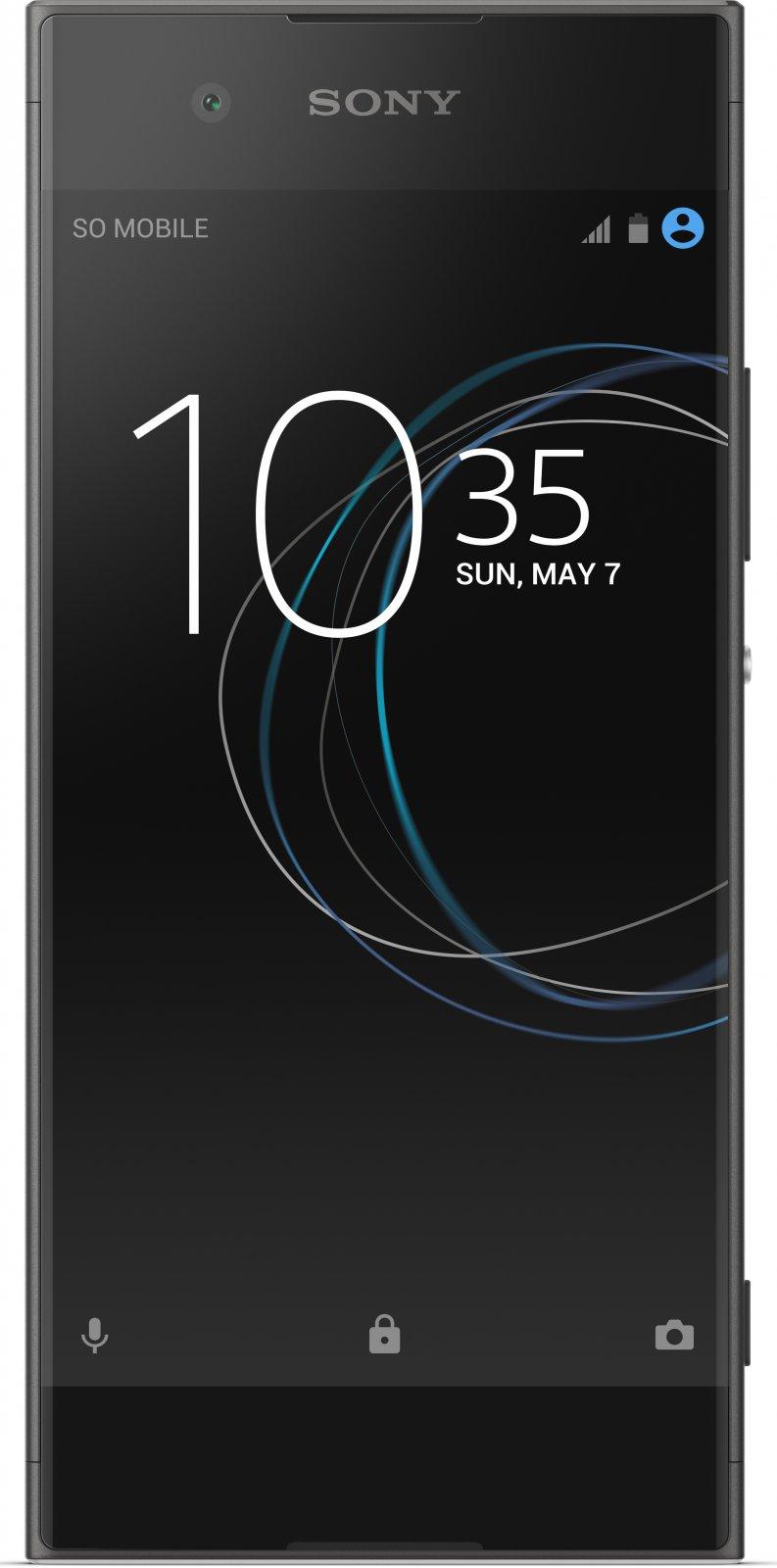 Foto Sony Xperia XA1 Single SIM (G3121) černá • Zboží.cz