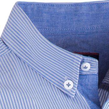 0ad9eda5373 Tonelli 110925 světle modrá. Elegantní pánská košile ...