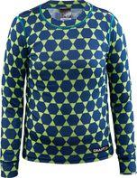 Craft Mix   Match dětské triko dlouhý rukáv modré zelené f7a5e53803