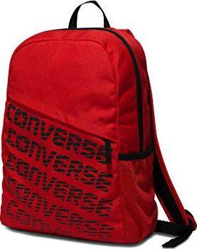 Converse Batoh Speed Wordmark Backpack Bag Red • Zboží.cz a4b95dcb7d