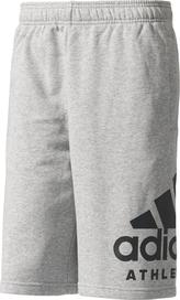Šedé stříbrné pánské kraťasy adidas s velikostí L • Zboží.cz 7eb1f07602
