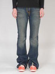 834ece7f9a8 Modré dámské kalhoty s velikostí XS • Zboží.cz