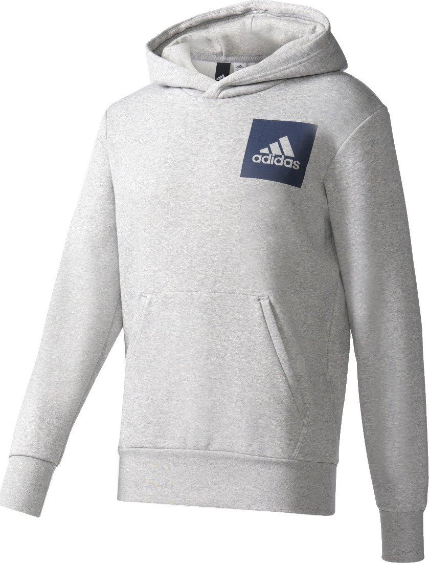 adidas Essentials Logo šedá od 499 Kč • Zboží.cz 2b8ae22dc38