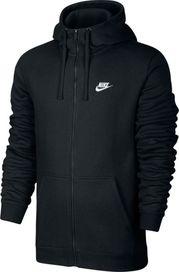 pánská mikina NIKE Sportswear Full-Zip Hoodie černá cd35ee52d53