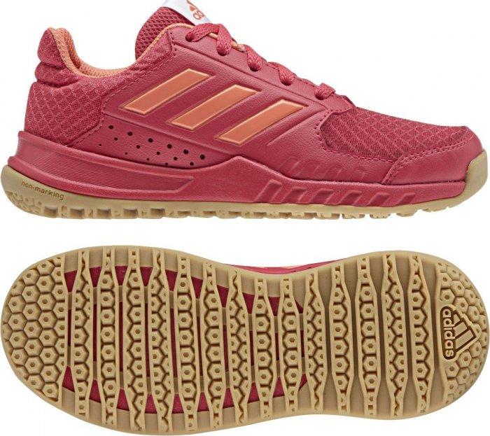 37b2b7306d adidas Fortagym K růžová od 499 Kč