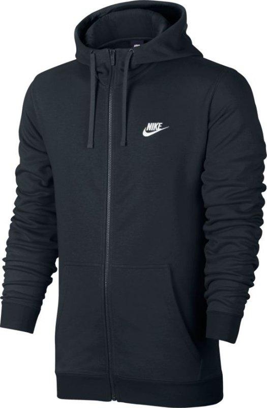 pánská mikina NIKE Sportswear Hoodie Club černá 8e2b019ba8