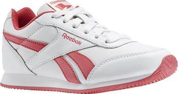 Reebok Royal Cljog 2 bílé. Pohodlné dětské nízké boty ... 97a6b700e4