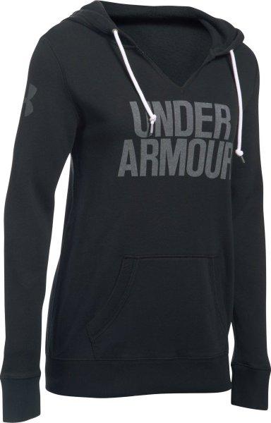 Under Armour Favorite Fleece WM Popover černá od 999 Kč • Zboží.cz 5986b87a27