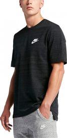 6009dadf0ccf pánské tričko NIKE Sportswear Advance 15 černé