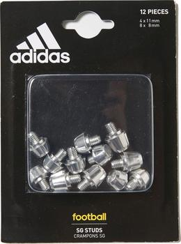 low priced 03ce0 7e75f Náhradní kolíky Adidas SG Studs lze použít u kopaček Adidas X a Adidas ACE  na měkký povrch. Balení obsahuje 12 náhradních kolíků o rozměrech 4x 11 mm  a 8x 8 ...
