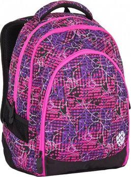 Bagmaster Digital 7 B. Tříkomorový studentský batoh ... 6eb1fcda9c