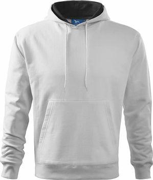 1bf852dc7bb ADLER 405 Hooded Sweater bílá. Kvalitní pánská trendová mikina ...