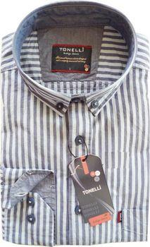 Tonelli 110911. Elegantní pánská košile klasického střihu 55096fb4ad