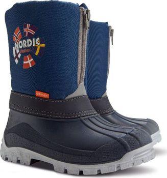 d152247bd5b Demar New Nordic 1312 modrá. Dětské zimní sněhule ...