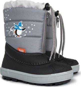 e616e28a603 Demar Kenny 1502 šedé. Dětská zimní obuv ...