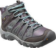 dámská treková obuv Keen Oakridge Mid WP Gray Shark 160fd99b2d