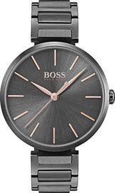 Šedé stříbrné hodinky Hugo Boss • Zboží.cz c703e779a22