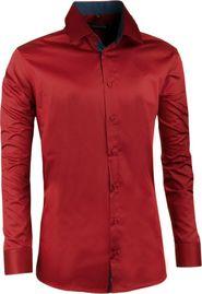 8d912515a46 pánská košile Assante 20312 červená