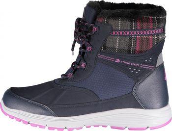 0b8613984b2 Alpine Pro Frada černá. Dámské zimní boty ...