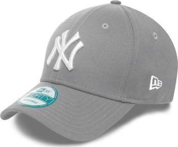 bd2394fa6b8 New Era Basic 9 Forty Mlb New York Yankees šedá bílá od 350 Kč ...