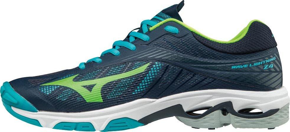 Mizuno Wave Lightning Z4 zelená modrá od 2 274 Kč • Zboží.cz aa05e7f70e