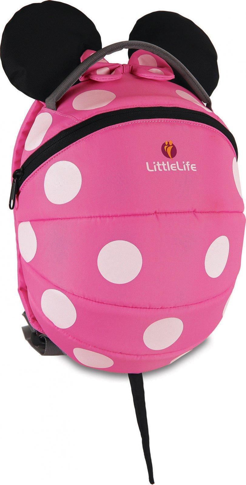 a592c72d301 LittleLife Disney Kids Daysack 4L Pink Minnie od 711 Kč • Zboží.cz