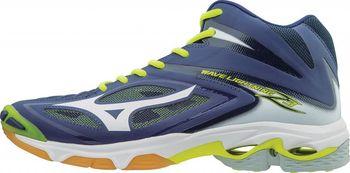 5cc3e1da1f0 Mizuno Wave Lightning Z3 Mid Blue White. Univerzální volejbalové boty ...