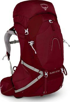 Osprey Aura AG 50 II červený. Tento dámský turistický batoh ... 48b28c4dde