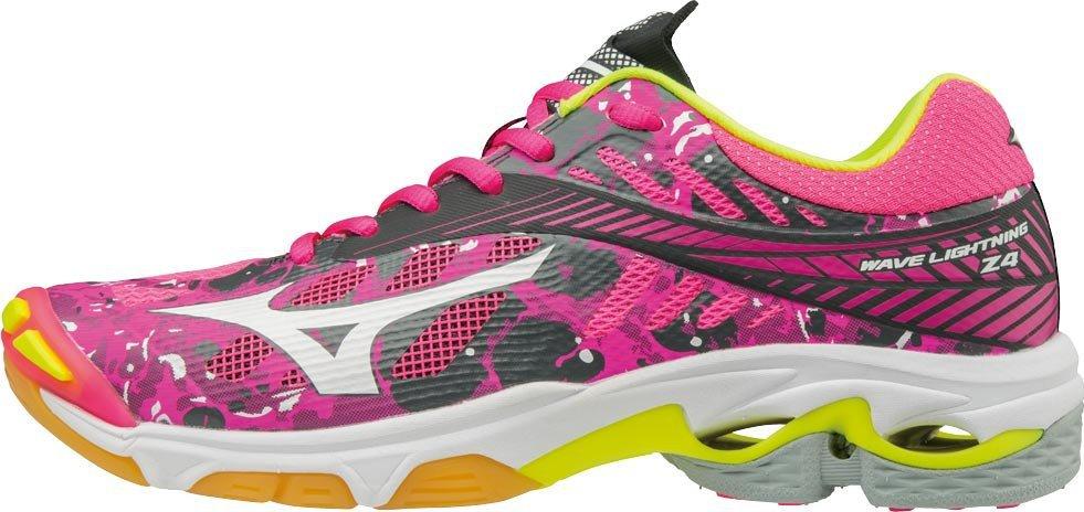 Mizuno Wave Lightning Z4 Pink Glo White Iron Gate od 2 274 Kč • Zboží.cz 9d1d5309f8