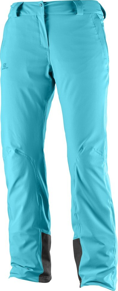 Salomon Icemania Pant W Blue Bird od 2 929 Kč • Zboží.cz b22930c435