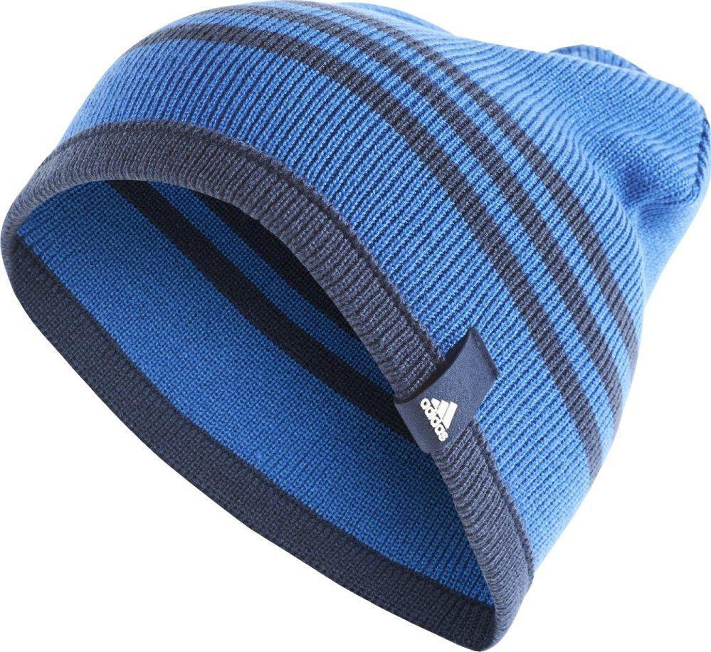 51776347712 čepice Adidas Tiro Beanie modrá