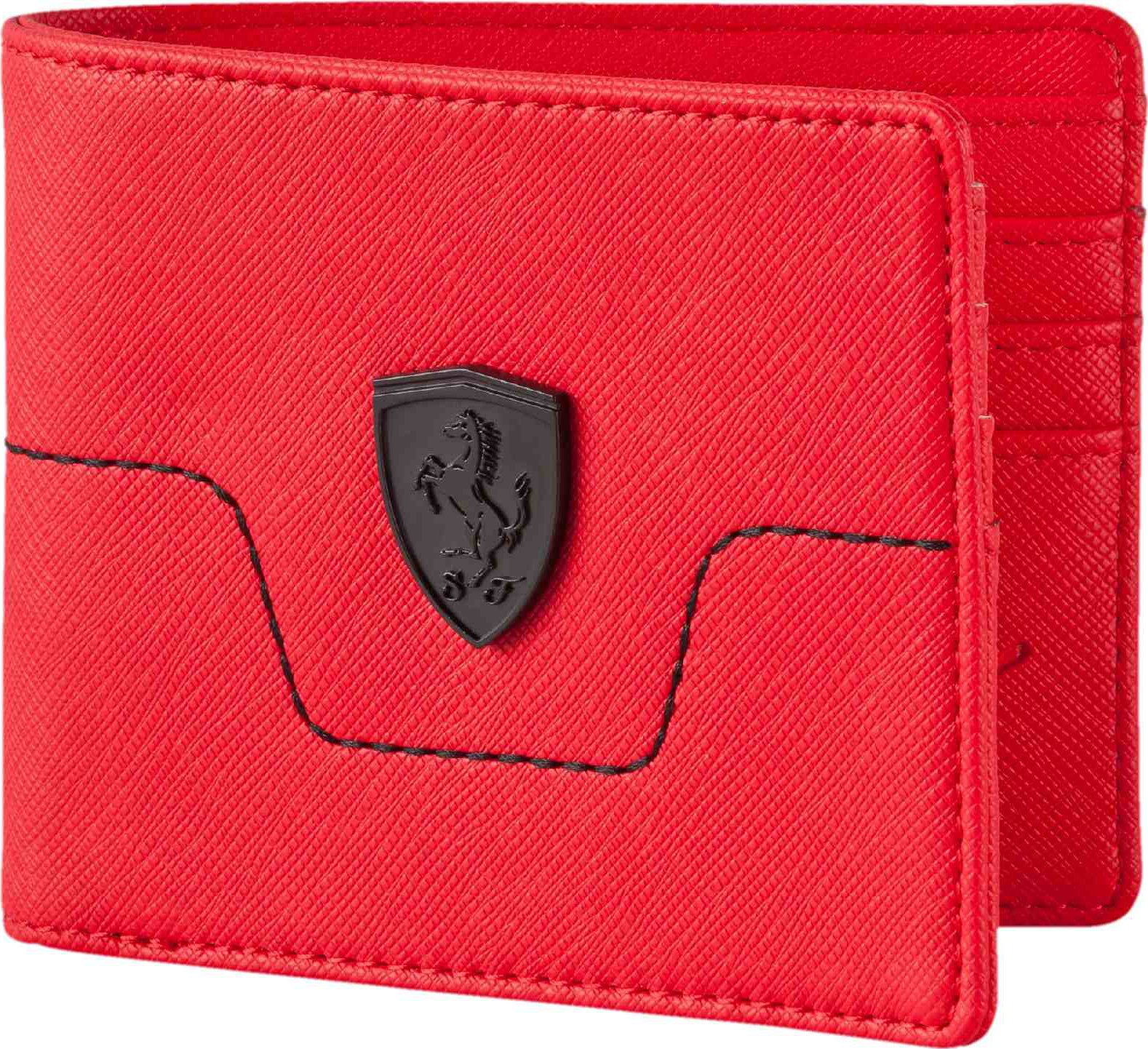 Puma Ferrari LS Wallet M Rosso Cors od 1 099 Kč • Zboží.cz c47d26ee66